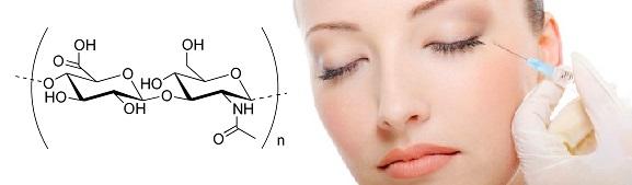 Fórmula Ácido Hialurónico vs Colágeno Hidrolizado