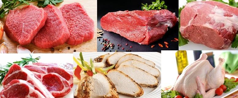 Colágeno en los alimentos