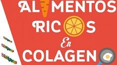 Alimentos con colágeno
